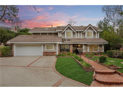 Westlake Village Single Family Home For Sale: 1567 Shadowglen Court