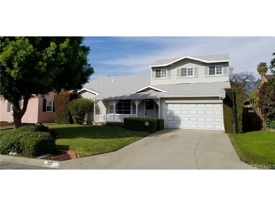 Monrovia Single Family Home Active Under Contract: 127 Andre Street