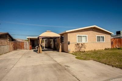 Indio Single Family Home For Sale: 83542 Manzanita Avenue