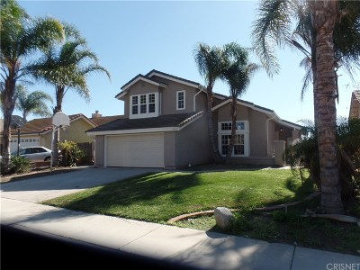 Camarillo Single Family Home Active Under Contract: 5952 Palomar Circle