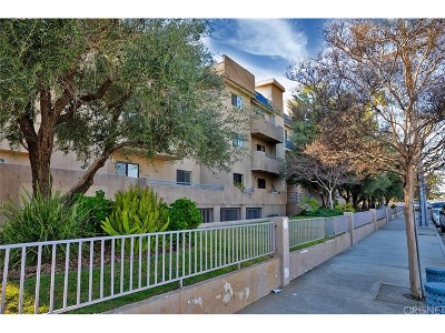 Condo/Townhouse Active Under Contract: 10901 Laurel Canyon Boulevard #310