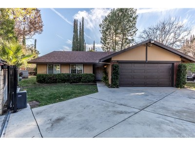 Canyon Country Single Family Home For Sale: 30339 Abelia Road