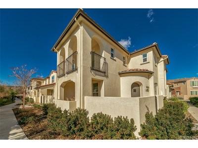 Condo/Townhouse For Sale: 28817 Camino De Cielo Drive