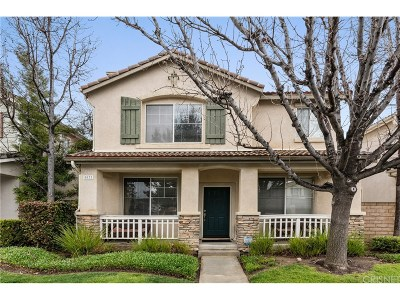 Simi Valley Single Family Home For Sale: 5073 Woodbridge Lane