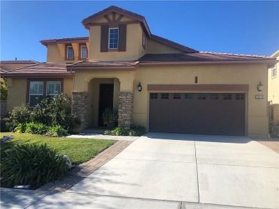 Valencia CA Single Family Home For Sale: $780,000