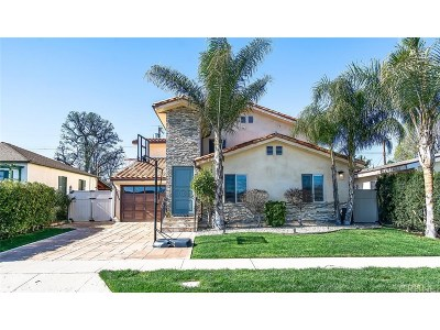 Los Angeles County Single Family Home For Sale: 5823 Bertrand Avenue