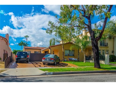 Beverly Hills Rental For Rent: 161 North Willaman Drive