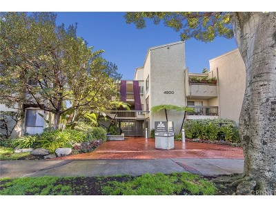 Culver City Condo/Townhouse For Sale: 4900 Overland Avenue #127