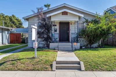 Single Family Home For Sale: 5468 3rd Avenue