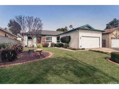 Winnetka Single Family Home For Sale: 20225 Gault Street