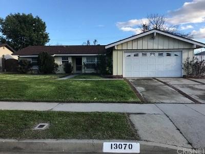 Sylmar Single Family Home For Sale: 13070 Harps Street
