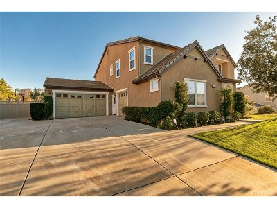 Shadow Hills Single Family Home For Sale: 10900 Oak Mountain Place