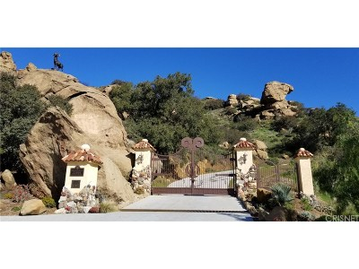 Chatsworth Residential Lots & Land For Sale: 22001 Santa Susana Pass Road