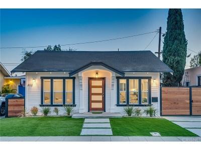 Glendale Single Family Home For Sale: 414 West Acacia Avenue