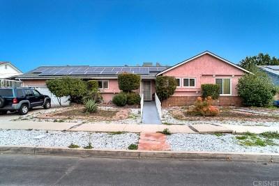 Winnetka Single Family Home For Sale: 8810 Delco Avenue
