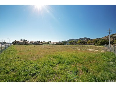 Chatsworth Residential Lots & Land For Sale: 10801 Topanga Canyon Boulevard