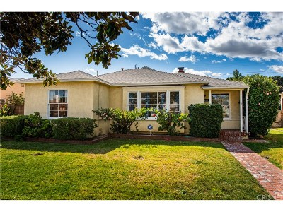 Arleta Single Family Home Active Under Contract: 8807 Snowden Avenue