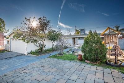 Sylmar Single Family Home For Sale: 13641 Phillippi Avenue