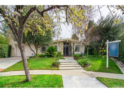 Woodland Hills Single Family Home Sold: 4406 Willens Avenue