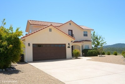 Paso Robles Single Family Home For Sale: 2180 Holly Drive
