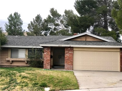 Canyon Country Single Family Home For Sale: 29253 Snapdragon Place