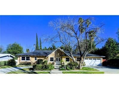 Woodland Hills Single Family Home For Sale: 5824 Kentland Avenue
