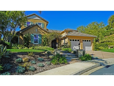Simi Valley Single Family Home For Sale: 109 Bolam Court