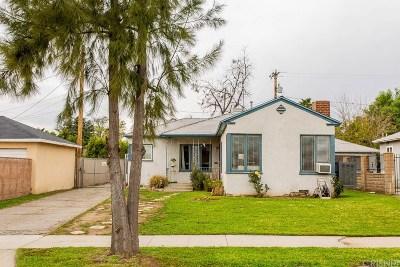 San Fernando Single Family Home For Sale: 215 Fermoore Street