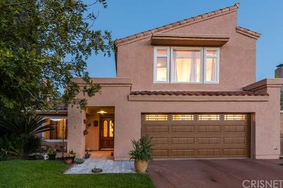 Chatsworth Single Family Home For Sale: 10230 Glade Avenue