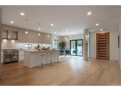 Sherman Oaks Single Family Home For Sale: 4955 Murietta Avenue