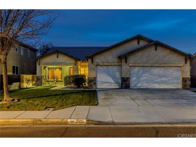 Lancaster Single Family Home For Sale: 2034 Minter Way