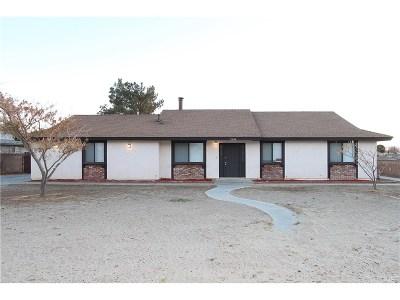 Lancaster Single Family Home For Sale: 3244 East Avenue H10