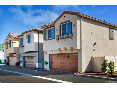 Sylmar Single Family Home For Sale: 14840 West Castille Way