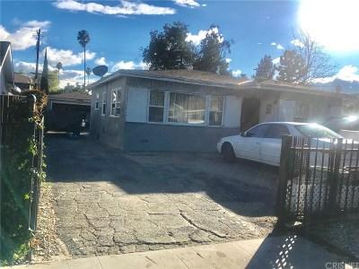 Single Family Home For Sale: 16010 Wyandotte Street