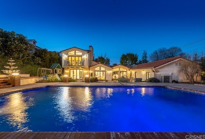 Single Family Home For Sale: 17930 Rancho Street