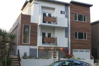 Woodland Hills Rental For Rent: 22425 Del Valle Street #2