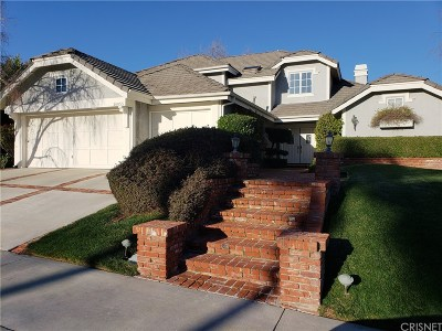 Valencia CA Single Family Home Active Under Contract: $950,000