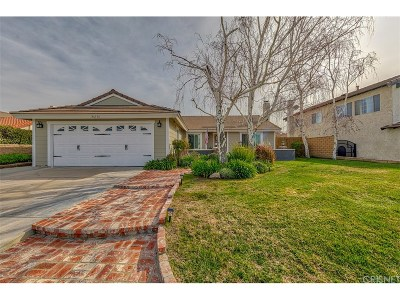 Newhall Single Family Home For Sale: 26514 Kandi Court