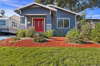 Pasadena Single Family Home For Sale: 1505 North Garfield Avenue