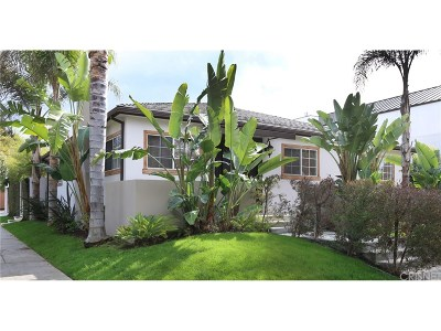 Single Family Home For Sale: 758 North Orange Drive