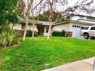 Newhall Single Family Home For Sale: 23540 Lloyd Houghton Place