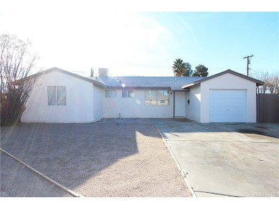 Lancaster Single Family Home For Sale: 45305 12th Street West
