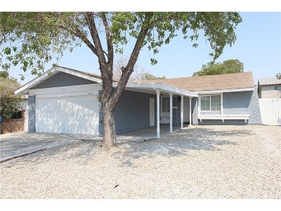 Lancaster Single Family Home For Sale: 44726 12th Street East