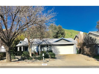 Lakeview Terrace Single Family Home Active Under Contract: 11667 Luanda Street