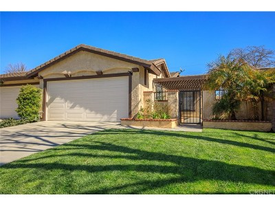 Valencia Single Family Home For Sale: 25652 Palma Alta Drive