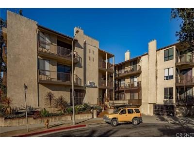 Los Angeles Condo/Townhouse For Sale: 3231 Cheviot Vista Place #107