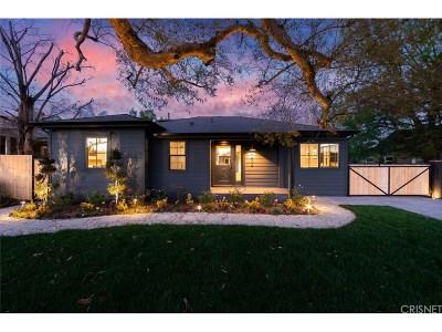 Studio City Single Family Home For Sale: 4604 Laurelgrove Avenue