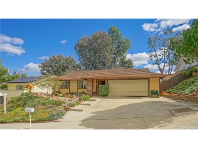 Single Family Home For Sale: 22958 Vista Delgado Drive