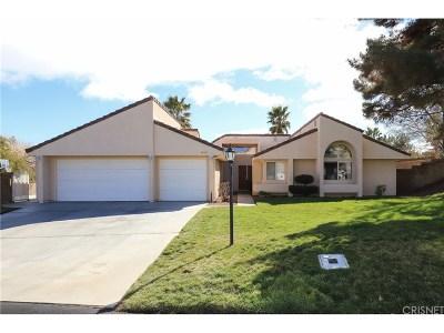 Palmdale Single Family Home For Sale: 41132 Ridgegate Lane