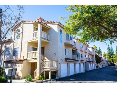 Oak Park Condo/Townhouse Active Under Contract: 5798 Oak Bank #101